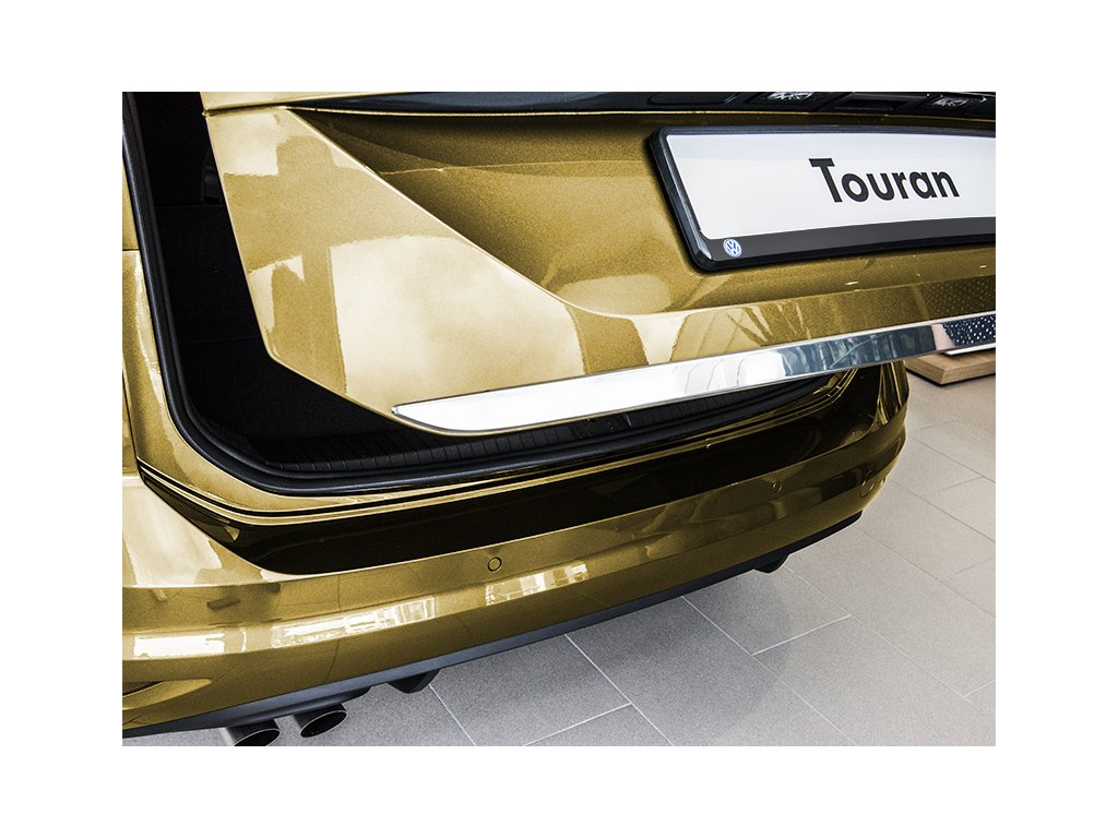 Lišta pátých dveří VW Sharan 5dv. van 2015- - nerez CRONI
