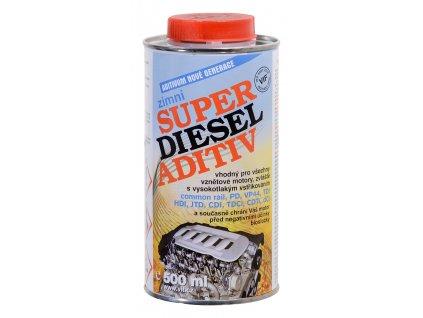 Aditivum do nafty VIF (zimní) 500 ml