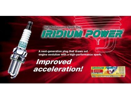 Denso Iridium Power IK20L zapalovací svíčka DENSO