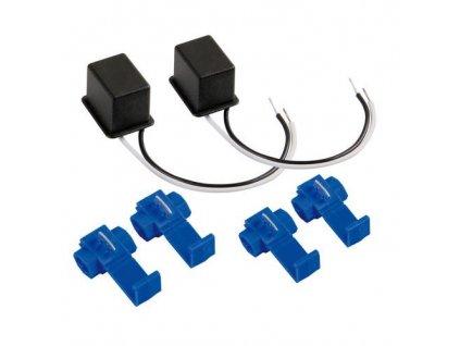 Eliminátor chybových hlášení, sada pro LED žárovky, 12/24V