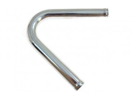 Hliníkové koleno 135° TurboWorks, průměr 25mm, délka 30cm