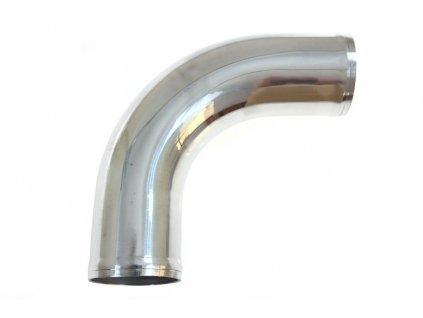 Hliníkové koleno 90° TurboWorks, průměr 70mm, délka 30cm