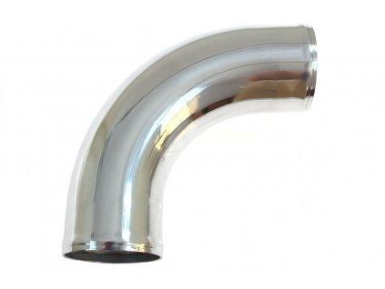 Hliníkové koleno 90° TurboWorks, průměr 76mm, délka 30cm