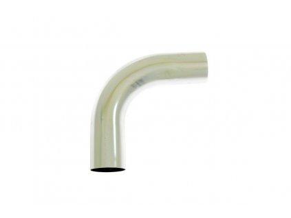 Hliníkové koleno 90° TurboWorks, průměr 77mm, délka 35cm