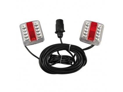 Magnetická zadní světla, Full-LED Kit 12V