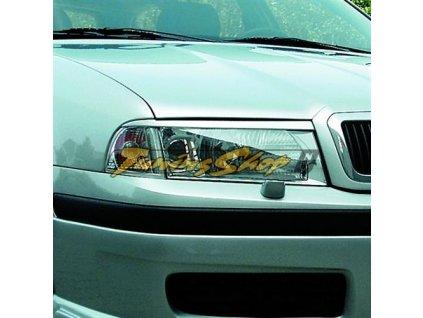 Mračítka světel Škoda Octavia 9.00>  - lepená
