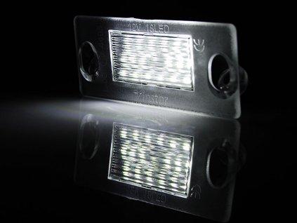 Osvětlení SPZ LED Audi A4 B5 94-98 / A3 97-00