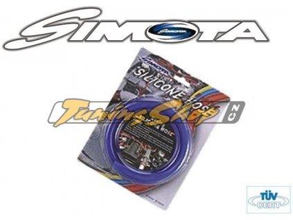 Plastové hadice - modrá, průměr 10x16 mm, délka 2120 mm