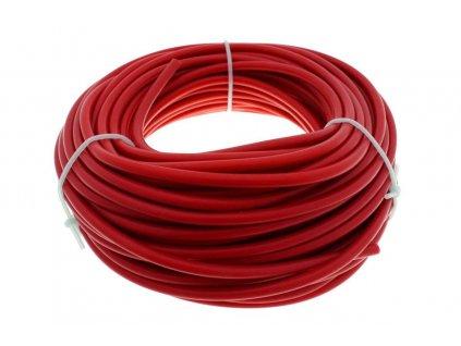Podtlaková silikonová hadička TurboWorks, průměr 10 mm, červená