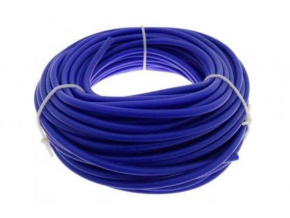 Podtlaková silikonová hadička TurboWorks, průměr 10 mm, modrá