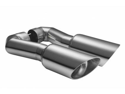 ULTER SPORT Koncovka výfuku AUDI Q7 05-12, (sestava) 1x100mm NX17-1.2