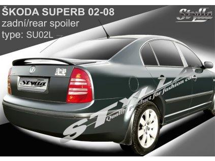 Zadní spoiler Škoda Superb I / VW Passat B5.5 (3BG) sedan 11 / 2000 –