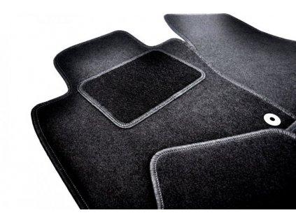 Textilní autokoberce Mazda 121 1996 ->