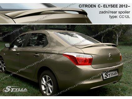 Citroen C Elysee 12 CC12L