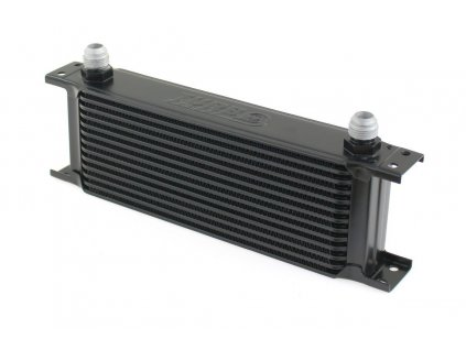 Chladič oleje TurboWorks 13-řádků 260x100x50 AN10 black