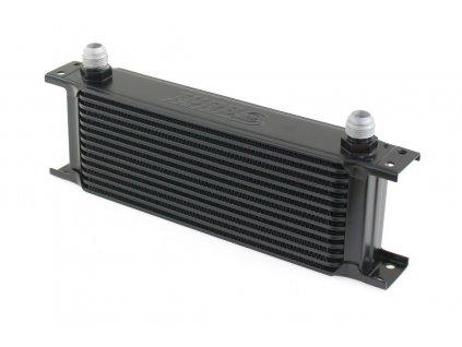 Chladič oleje TurboWorks 13-řádků 260x100x50 AN8 black