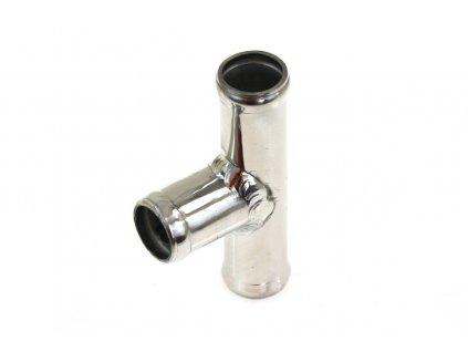 Hliníková T trubka 25mm / 32mm