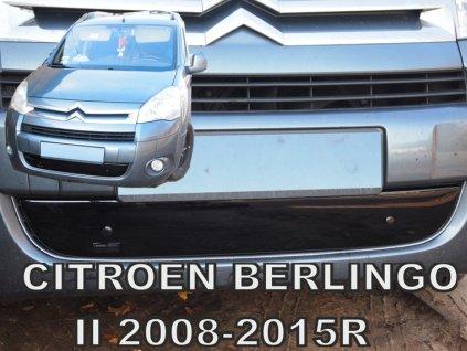 Zimní clona chladiče Citroen Berlingo II 08R (dolní)