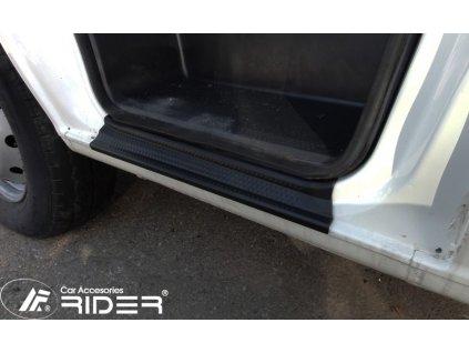 Plastové kryty prahů Citroen Jumper I do 05R