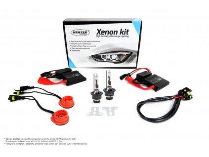 Xenon HID kit SLIM H8/ H9/ H11 4300K