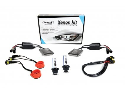 Xenon HID kit S1068 CANBUS D2R 6000K