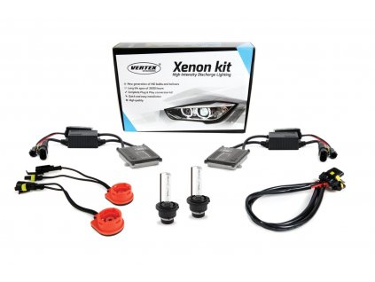 Xenon HID kit S1068 CANBUS D2S 6000K
