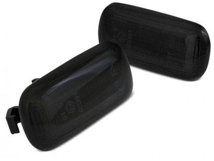 Boční blikače Audi A4 B6 10.00-10.04 / A4 B7 11.04-08 kouřová LED