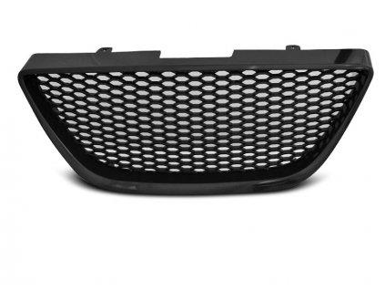 Přední maska Seat Ibiza 6J 08-12 HONEY DESIGN matná černá