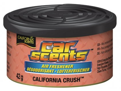 Osvezovac vzduchu California Scents vune Car Scents California Crush 201993115037[1]