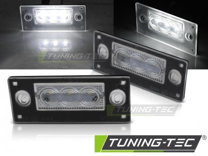 Osvětlení SPZ LED Audi A3 8L 00-03 / A4 B5 99-01 Avant