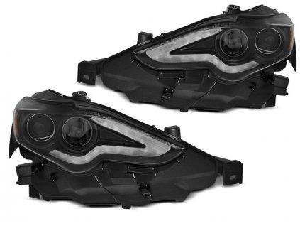 Přední světla Lexus IS 13-16 LED PROJECTOR TUBE černá