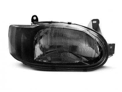 Přední světla Ford Escort MK7 95-00 - černé
