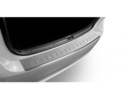 Kryt prahu pátých dveří Audi A1 3/5dv. htb 2010-2014 - nerez Slzy CRONI