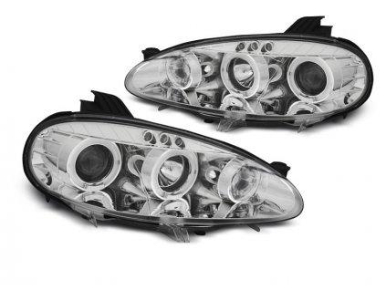 Přední světla Mazda MX5 01-05 chrom