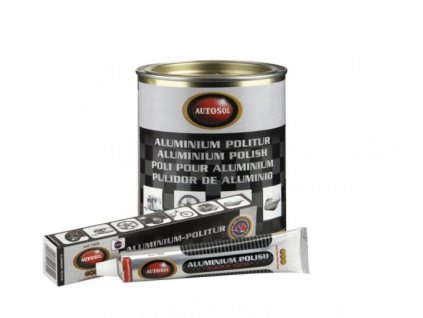 Aluminium Polish čisticí a leštící pasta na hliník 750 ml