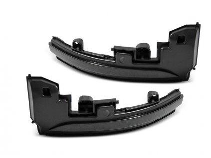LED boční směrovky pro zrcátka and Rover Range Sport Rover IV / EVOQUE kouřová SEQ LED