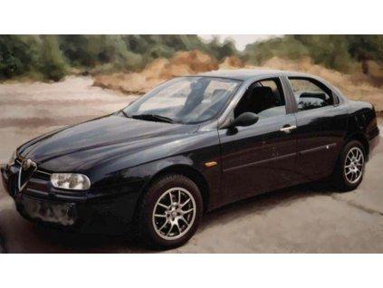 Boční ochranné lišty dveří Alfa Romeo 156 97-07R