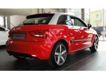 Boční ochranné lišty dveří Audi A1 2010R