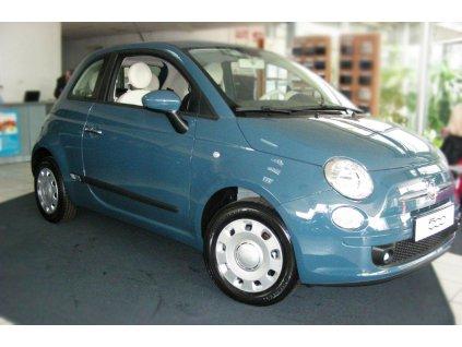 Boční ochranné lišty dveří Fiat 500 07R
