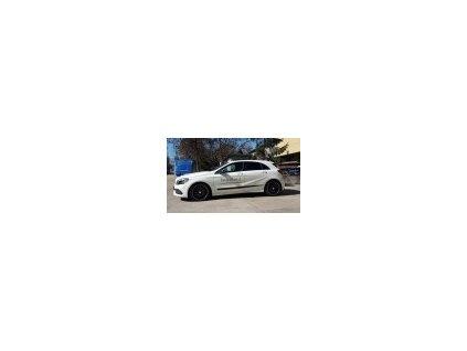 Boční ochranné lišty dveří Mercedes A-klasa 13R