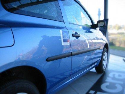 Boční ochranné lišty dveří Nissan Micra 3D 02R htb