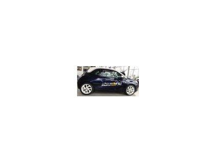 Boční ochranné lišty dveří Opel Adam 3D 13R