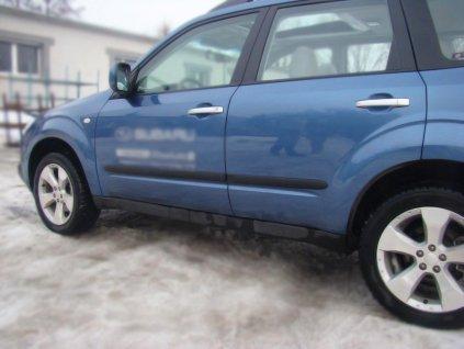 Boční ochranné lišty dveří Subaru Forester 08-10R