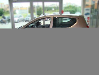 Boční ochranné lišty dveří Suzuki Alto 09R