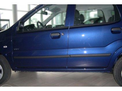 Boční ochranné lišty dveří Suzuki Ignis