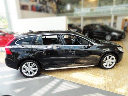 Boční ochranné lišty dveří Volvo V60 11R