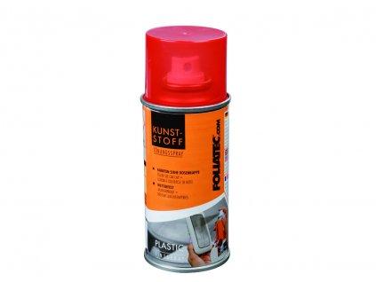 FOLIATEC transparentní lak na tónování světlometů 150 ml, odstín: červený