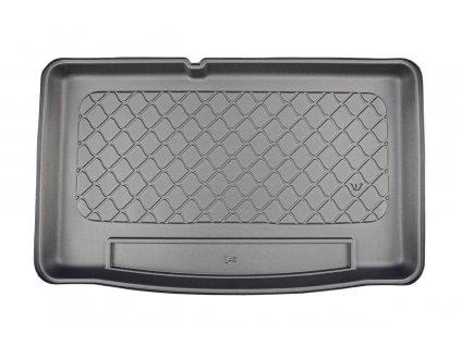 Vany do kufru Škoda Citigo IV 5D 20R htb Elek. dolní/poh.podlaha