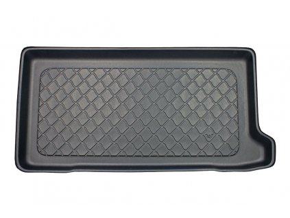 Vany do kufru Fiat 500 3/5D 07R htb