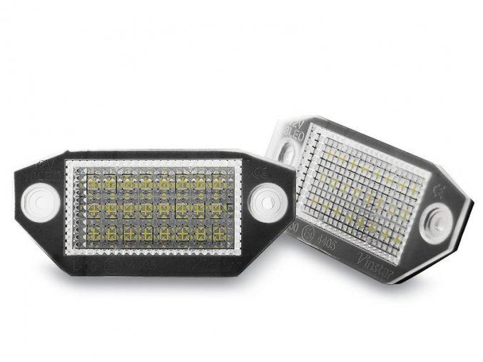 Osvětlení SPZ LED Ford Mondeo MK3 00-07